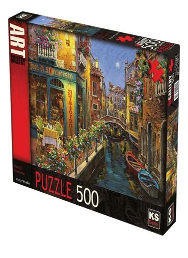 Ks Games Puzzle Renkli